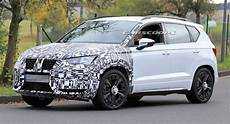 2021 cupra ateca going the knife for a minor