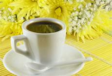 fiori coffee fresh cup of coffee with flowers stock photo image 4695496