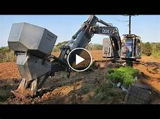 savannah 140 bedding plow world s amazing tractors forest land clearing equipment