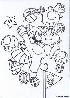 mario 3d land by kstarboy on deviantart