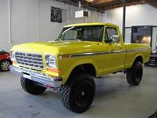 1979 Ford F100 4x4 Custom Build Truck 351 W For Sale In