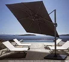 Prix Parasol Jardin Inclinables Rectangulaires D 233 Port 233 S
