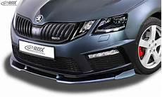 Rdx Frontspoiler Vario X F 252 R Skoda Octavia 3 5e Rs