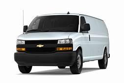 Chevrolet Express Van Adds Fleet Oriented Options For 2018