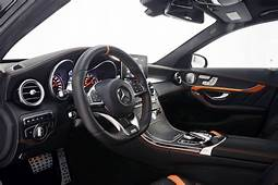 The Brabus Mercedes AMG C63 S