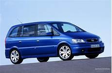 Opel Zafira Opc Specs 2001 2002 2003 2004 2005