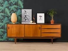 Kommode Skandinavisches Design - teak sideboard 50er 60er kommode vintage mid
