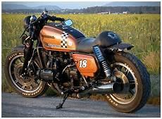 Moto Honda Goldwing Cafe Racer