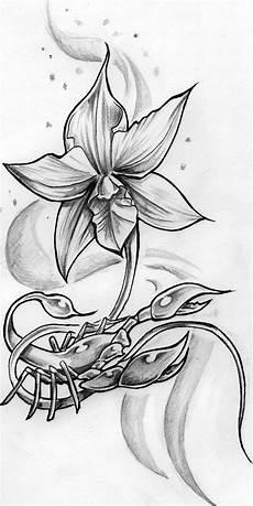 dessin de tatouage aquarelle