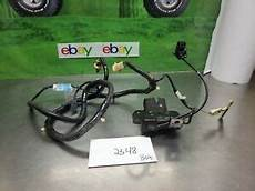 2002 ford mustang wiring harness 2002 01 02 03 04 ford mustang rear trunk lid latch lock actuator wiring harness ebay