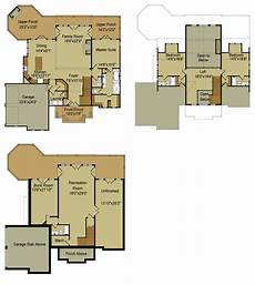 house plans with a walkout basement rustic mountain house floor plan with walkout basement