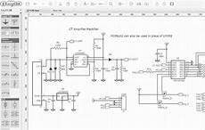 free software for circuit diagrams schematics