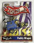 Tom Daniel Paddy Wagon 143 Hot Wheels Redline MIP Toy