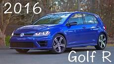 2016 Volkswagen Golf R Photos Informations Articles