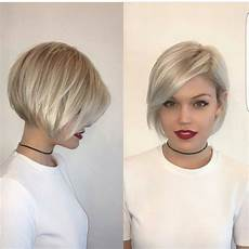 40 most flattering bob hairstyles for round faces 2021