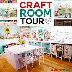 craft room tour my organization and storage projects