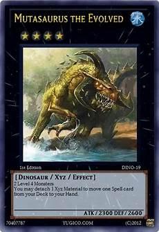 Malvorlagen Dinosaurier Xyz Some Xyz Based Dinosaurs Advanced Card Design Yugioh