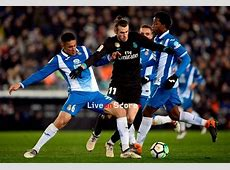 espanyol vs real madrid highlights