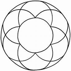 Ausmalbilder Einfache Mandalas Mandalas Zum Ausdrucken Mandalas Zum Ausdrucken Mandala