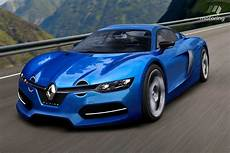 Could This Rendering Preview Renault S Retro Inspired