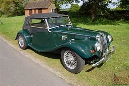 1963 MG TF Triumph Gentry In Racing Green Kit Car With Tan