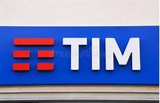 wall italia mobile telecom italia mobile editorial image image of shop