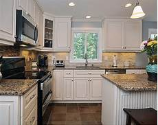 Backsplash Ideas For White Kitchen Cabinets Cambria Canterbury White Cabinets Backsplash Ideas