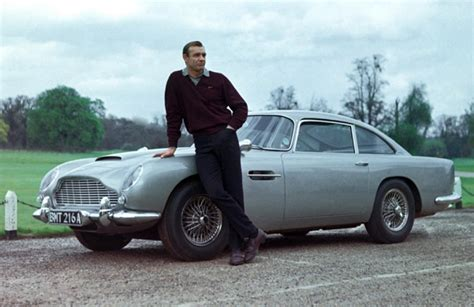 Classic Bond Car Reappears In €�skyfall' Via 3d Printing