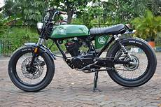 Gl 100 Modif Japstyle by Honda Style Picture Modifikasi Motor Motorcycle News
