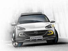 2013 opel adam rocks concept technical specifications and