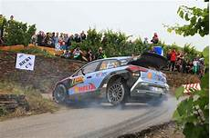 Rallye Deutschland Zeitplan 2018 Offizieller Show Start