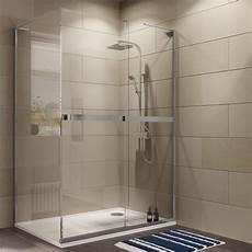 Bq Bathroom Ideas by Cooke Lewis Grandeur Rectangular Shower Enclosure With