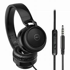 Foldable Gaming Headphone Wired Stereo by Eastvita Wired Foldable Headphone Ear Headset Stereo