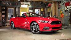 2016 Ford Mustang Convertible Real World Review
