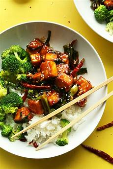 general tso s tofu stir fry minimalist baker recipes