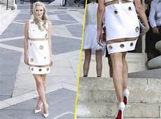 Photos Fashion Week Robe Trop Courte Et Fesses 224 L Air