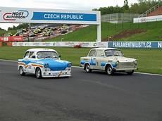 12h Trabantrennen Im Autodrom Most Trabi Team Th 252 Ringen
