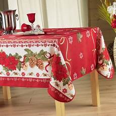 Nappe De Noel Anti Tache Rectangle 150x240 Cm