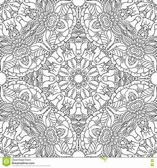 coloring pages for adults decorative hand drawn doodle