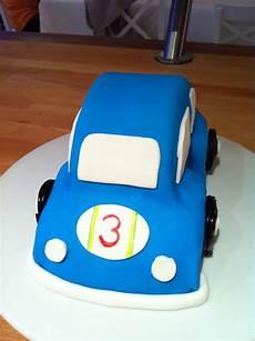 g 226 teau en forme de voiture r 233 alis 233 en p 226 te 224 sucre pour