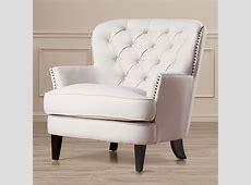 House of Hampton Greene Tufted Upholstered Club Chair