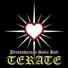 Logo Psht Hati Bersinar Png Paimin Gambar