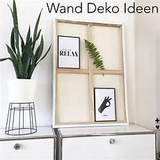 Deko Für Wand - kunst f 252 r alle coole wand deko ideen inkl