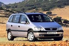 opel zafira 2005 vauxhall zafira 1999 2005 used car review review car
