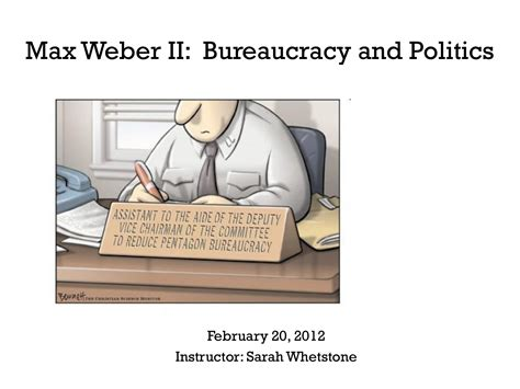 Weber Domination