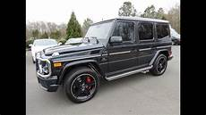 2014 Mercedes G63 Amg Start Up Exhaust And In Depth