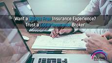 infographic local insurance broker or direct insurance
