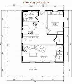 24x30 house plans 24x30 bottom floor pre designed barn home main floor plan