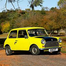 Mr Bean S Mini The National Motor Museum Trust