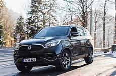 Euro6d Temp Mit Mehr Komfort Ssangyong Rexton Motormobiles